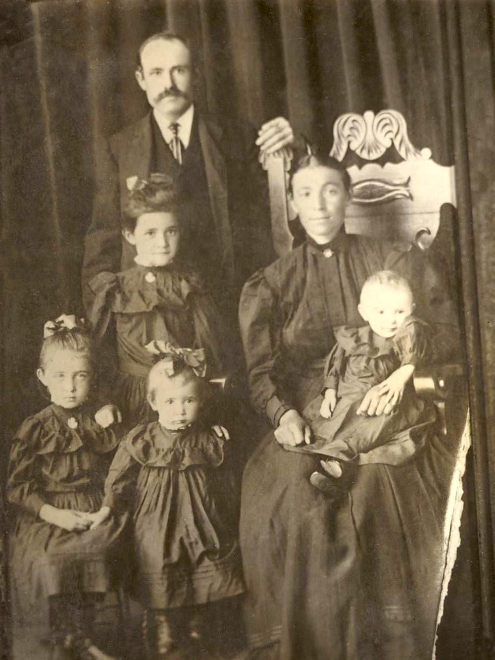Немецкая община Западной Сибири (вторая половина 18-начало 20 века)